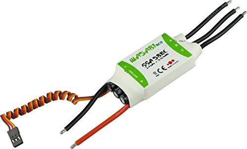 YUKI MODEL 4100255 - Wasabi Eco BL-ESC 55A BEC 3A, Funktions- und Standmodellbau