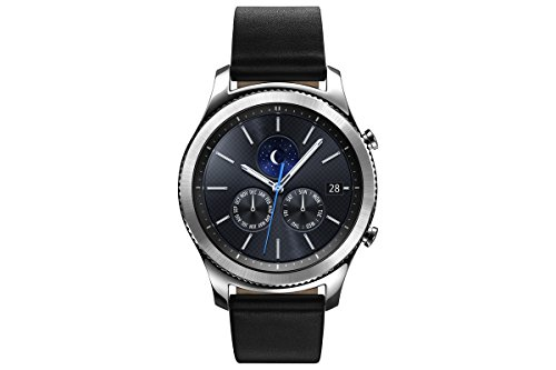 Samsung Gear S3 Smartwatch Black