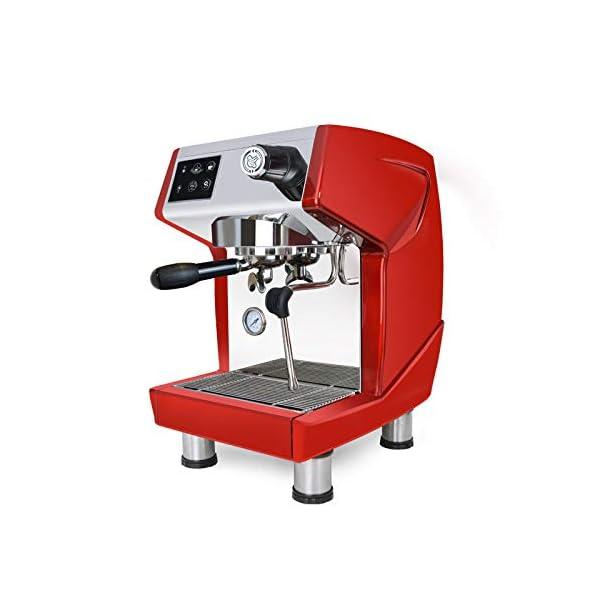 ALDXC22-3200,Italian Coffee Machine Commercial semi-Automatic Pump Steam Coffee Espresso Coffee Shop Equipment 41yd1Z742qL