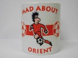 Leyton Orient Football Mug / Cup Sports Memorabilia Super O's