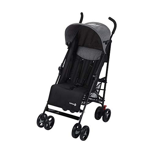 Safety 1st RAINBOW 'Black Chic' - Silla de paseo, color negro