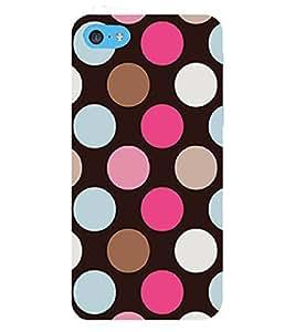 PrintVisa Designer Back Case Cover for Apple iPhone 5c (Nature Flowers rose jasmine sunflower)