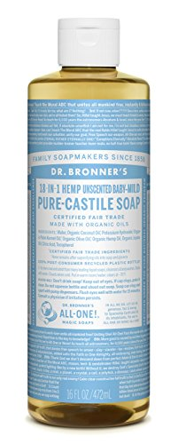 dr-bronners-18-in-1-hemp-un-scented-baby-mild-pure-castile-liquid-soap-16-ounce-bottle-japan-import