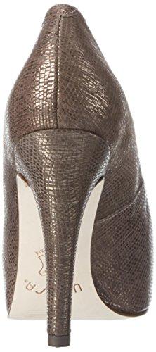 Unisa - Yevo_ls, Scarpe col tacco Donna Marrone (Braun (Greige))