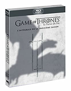 Game of Thrones (Le Trône de Fer) - Saison 3 [Blu-ray] (B00EVYL01Y) | Amazon price tracker / tracking, Amazon price history charts, Amazon price watches, Amazon price drop alerts