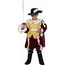 Dress Up America - Nuevo noble caballero, disfraz para niños, 3-4 años (541-T4)