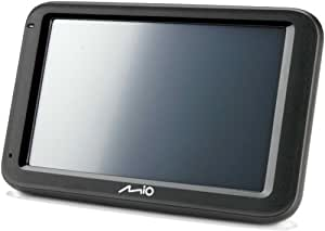 Mio Moov M613LM UK & ireland MAPS 5-Inch IQ Routes Sat Nav with Free Lifetime Map Updates