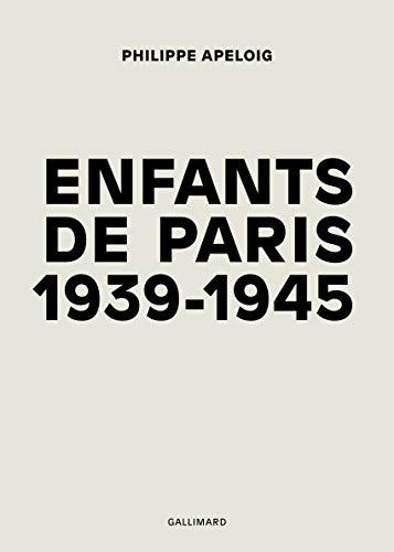 Enfants de Paris