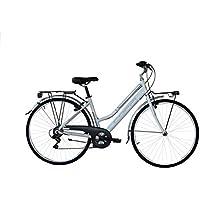 COPPI Londra, Bicicletta da Città Donna, Grigio, M