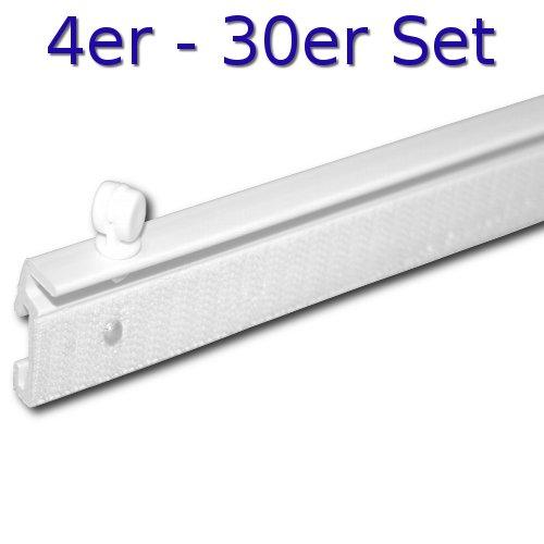 Cool 4 Stück Paneelwagen 57 cm Breite ( wahlweise auch 60 cm und 80 cm  LA35