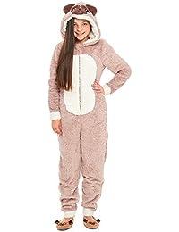 Slumber Hut - Pijama de una Pieza - para niña