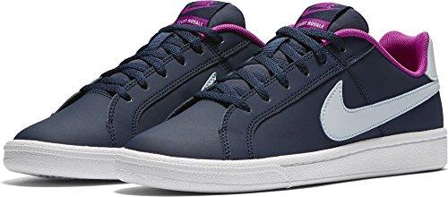 Nike 833654-400, Chaussures de Sport Fille Bleu