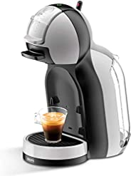 NESCAFE Dolce Gusto by KRUPS Gusto Mini Me Automatic Play and Select Coffee Capsule Machine, Grey/Black - KP12
