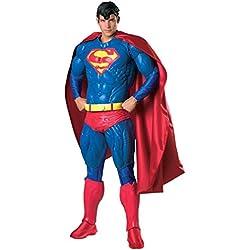 Disfraz de Superman para hombre  ideal para coleccionistas
