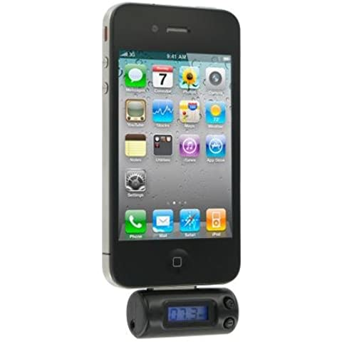 Kitsound Simple - Transmisor FM para iPod, iPhone e iPad 2/3