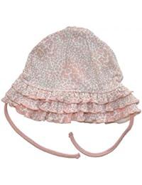 JACKY/Erstlingsmütze HEARTS/311365-rosa/100% Baumwolle, Größe:50