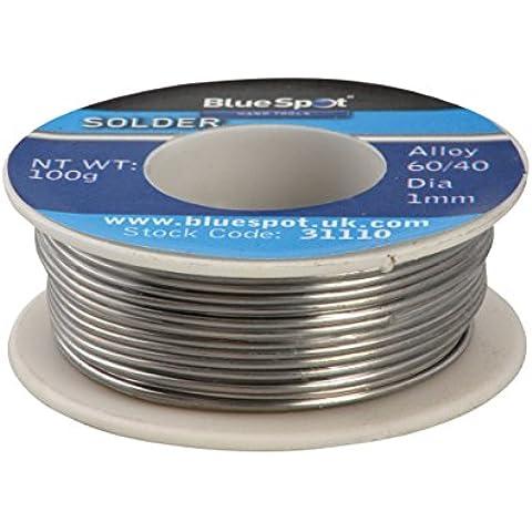Blue Spot 31110 - Lega per saldatura 100 g
