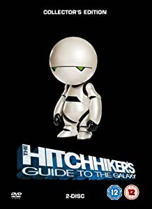 The Hitchhiker's Guide To The Galaxy (2 Disc Steelbook Collector's Edition) [DVD]