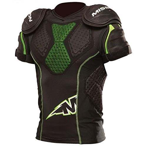 MISSION Protective COMP. PRO Junior M Inline Hockey Trikot