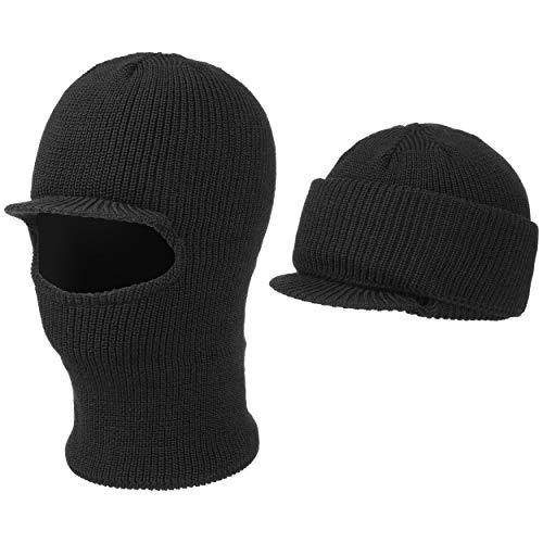 Steven Passamontagna cappello invernale berretto a...