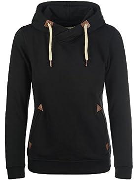 DESIRES VickyHood Damen Kapuzenpullover Hoodie Sweatshirt