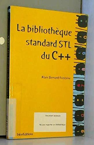La bibliothèque standard STL du C++