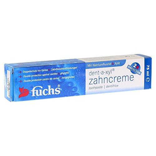 Interbros GmbH Fuchs dent a xyl Medizinische Zahncreme, 75ml