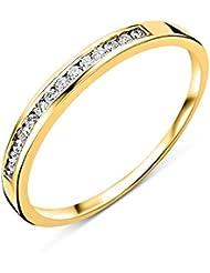 Miore 18 Karat (750) Weigold Damenring