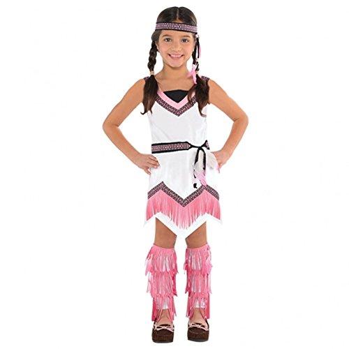 Halloween Kostüme Nickelodeon (Indianer Kostüm für Mädchen