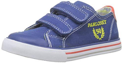 Pablosky, Zapatillas sin Cordones Niños, Azul Azul
