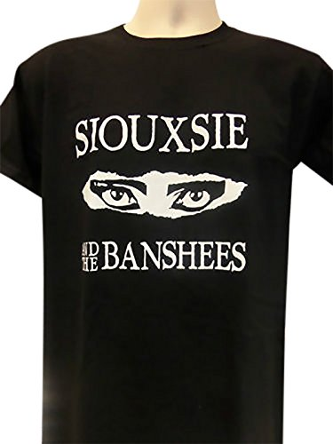 Mens Siouxsie and the Banshees T SHIRT
