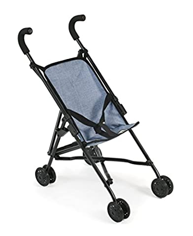 Bayer Chic 2000 601 50 Mini-Buggy Roma, Jeans Blue