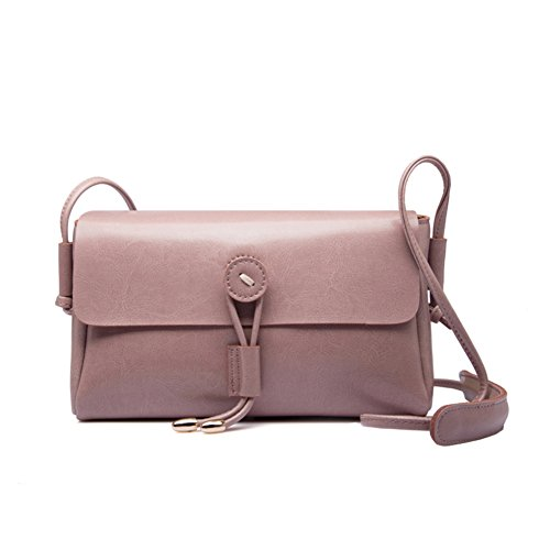 One-spalla piccola borsa/semplice piccoli quadrati pacchetti/retrò-diagonale pacchetto-H B
