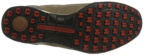 Allrounder by Mephisto Tajalo, Chaussures Multisport Outdoor Homme Gris (down Ash)