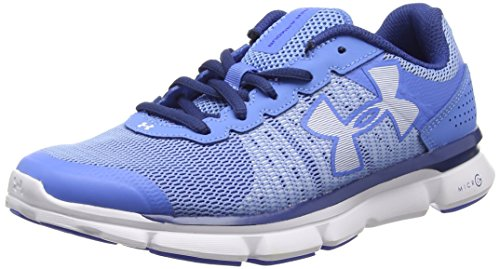 Under Armour Micro G Speed Swift - Scarpe Running Donna, Blu (Water), 39 EU