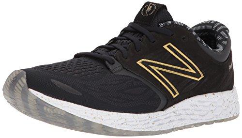 New Balance M Fresh Foam Zante V3 NYC Marathon Black Gold 43 (- New Herren-leder York)