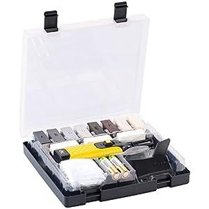 AGT Kunststoff Reparaturset: Reparatur-Set WRS-11.pvl für Kunststoff-Oberflächen (Reparaturset Arbeitsplatte)