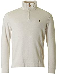 Polo Ralph Lauren Half Zip Through Sweat