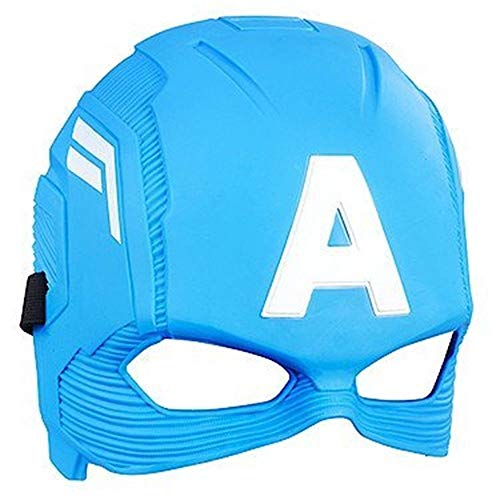 Marvel Avengers - Captain America - Maske für Kinder (Captain America Maske)