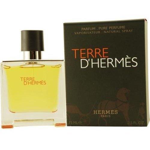 Hermès Hermes terre d'hermes parfum spray 75 ml