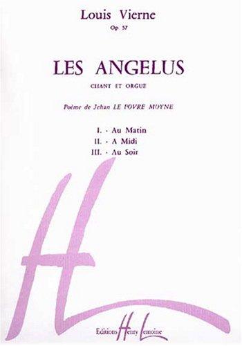 Les Angélus Op.57