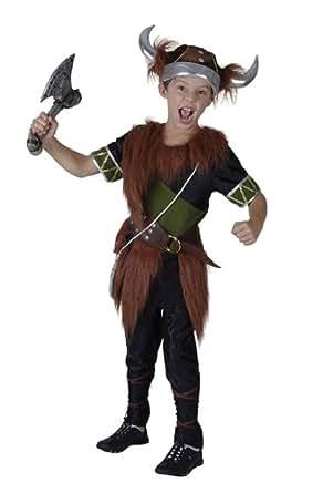 Viking Costume - Boys - Childrens Fancy Dress Costume - XL - 146 to 159cm