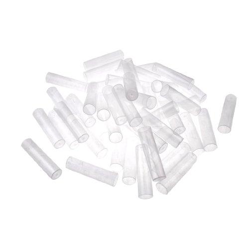 Chemikalien Mix Halter Clear White Plastic Tubing Test Tube 20ml 50
