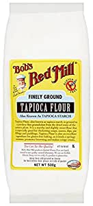 Bob's Red Mill GF Tapioca Flour 500 g (Pack of 2)