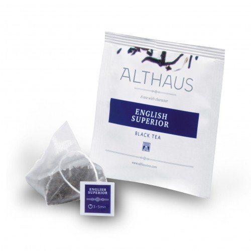 Althaus Pyra Pack English Superior 15 x 2,75 g