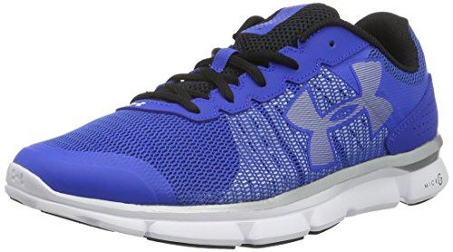 Under Armour Micro G Speed Swift, Chaussures de Running Entrainement Homme Bleu (Ultra Blue)