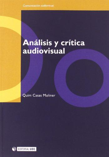 Análisis y crítica audiovisual por Quim Casas