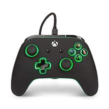 Verbeterde kabelgebonden PowerA Spectra controller voor Xbox One [