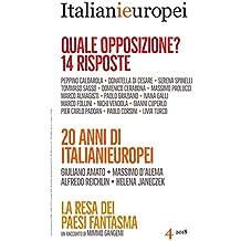 Italianieuropei 04/2018