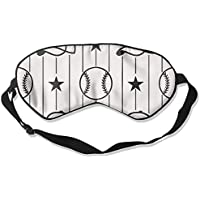Baseball Sport Pattern 99% Eyeshade Blinders Sleeping Eye Patch Eye Mask Blindfold For Travel Insomnia Meditation preisvergleich bei billige-tabletten.eu